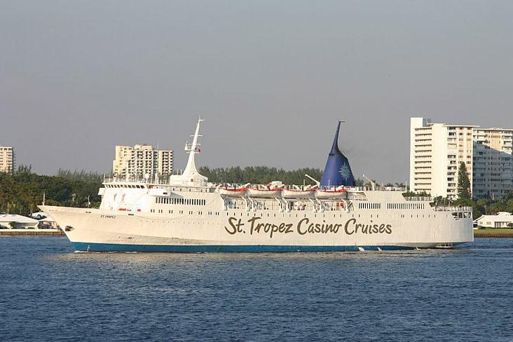st. tropez casino cruises