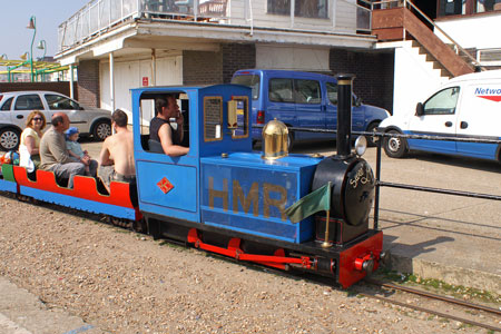 HASTINGS MINIATURE RAILWAY - www.simplonpc.co.uk