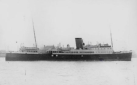 Fenella 2 Amp Tynwald 4 1937 Isle Of Man Steam