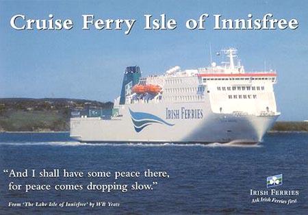 irish ferries dublin to holyhead