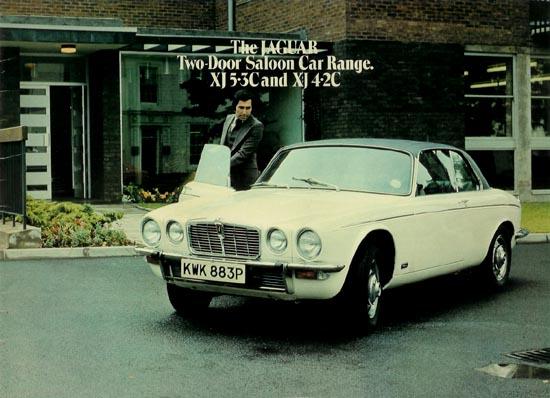 Jaguar Publicity Material