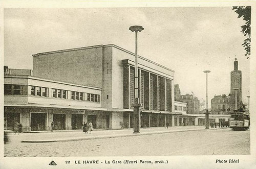 Le Havre Gare - www.simplonpc.co.uk