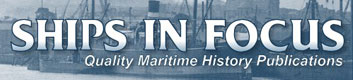 Ships in Focus - Quality Maritime History Books -  shipsinfocus.com