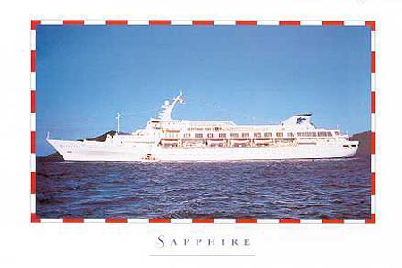 Sapphire -  Louis Cruise Lines - www.simplonpc.co.uk