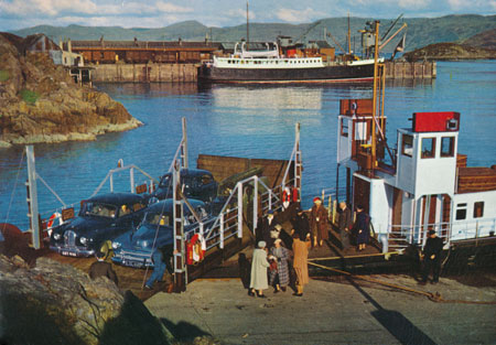 Lochmor - David macBrayne - www.simplonpc.co.uk