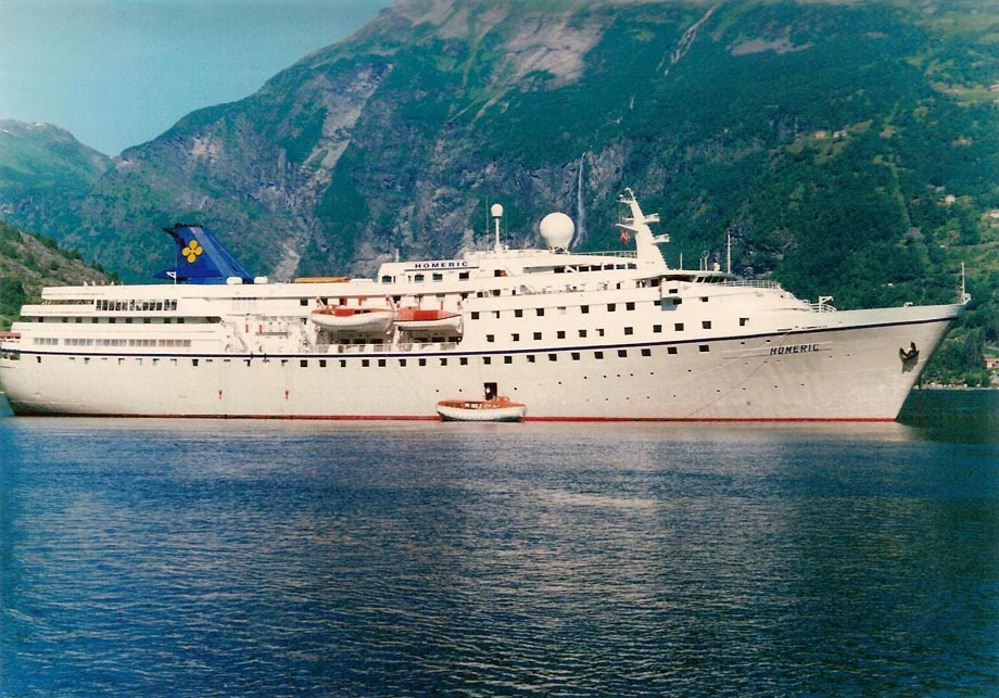 Juan March Sol Christina Kypros Star Ocean Majesty Olympic - Homeric cruise ship