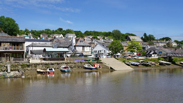 CALSTOCK - Plymouth Boat trips - Photo: © Ian Boyle, 29th June 2015 - www.simplonpc.co.uk