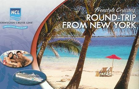 NCL - Norwegian Cruise Line - Cruise Ship Postcards