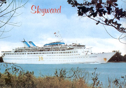 Ever Sail The Skyward Cruise Critic Message Board Forums - Starward cruise ship