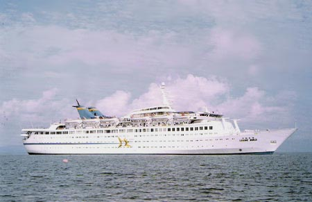 Ferry Photographs Ferry Postcards - Starward cruise ship