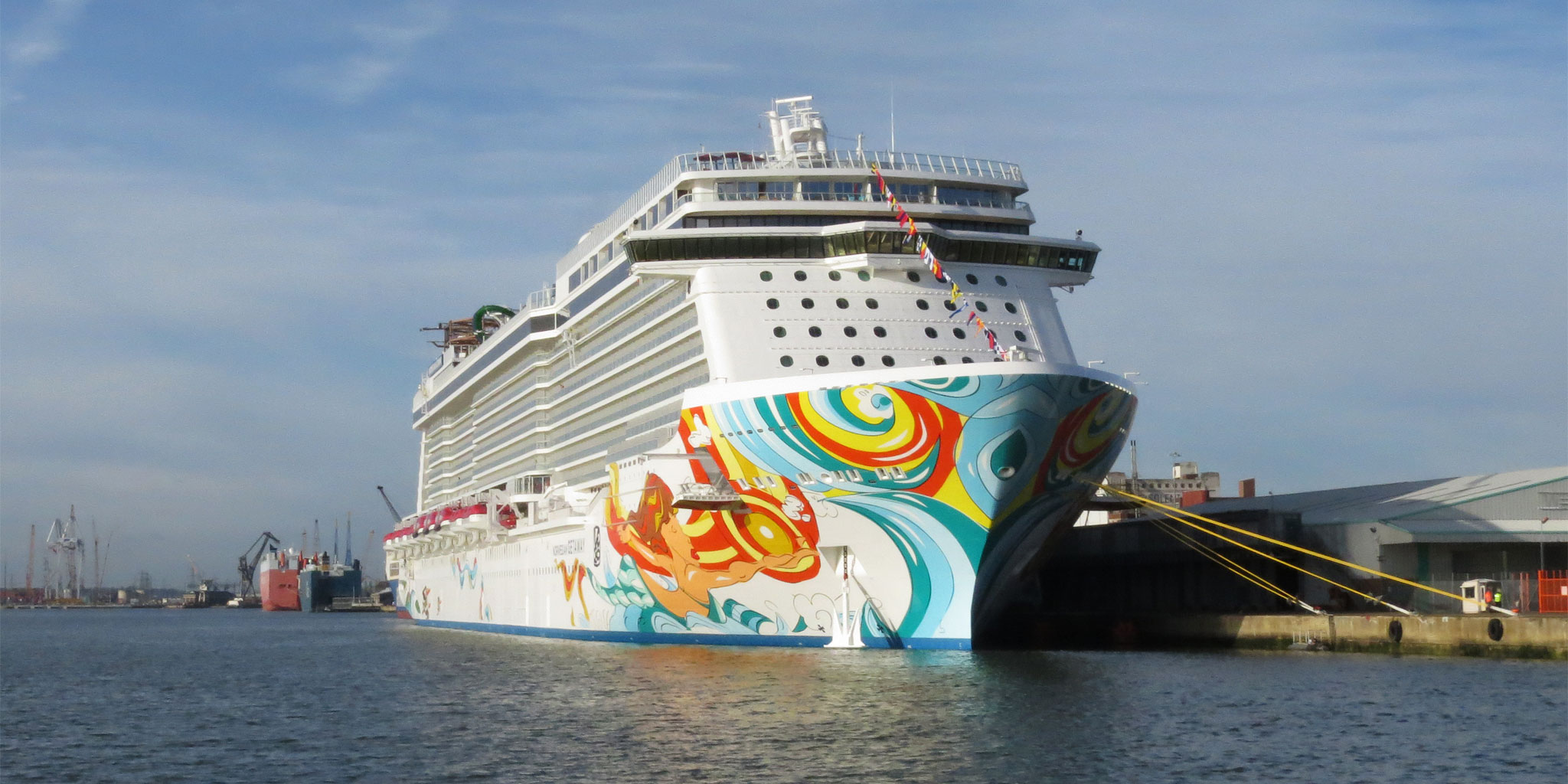 Download image Norwegian Getaway PC, Android, iPhone and iPad