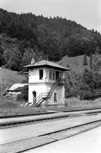 Steyrtalbahn - Photo: ©1974 Ian Boyle - www.simplonpc.co.uk - Simplon Postcards