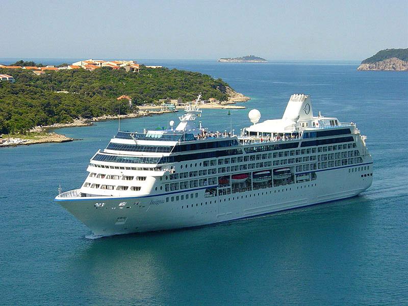 Oceania Cruises - Simplon Postcards
