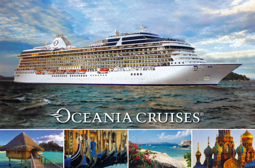 MARINA - Oceania Cruises - www.simplonpc.co.uk