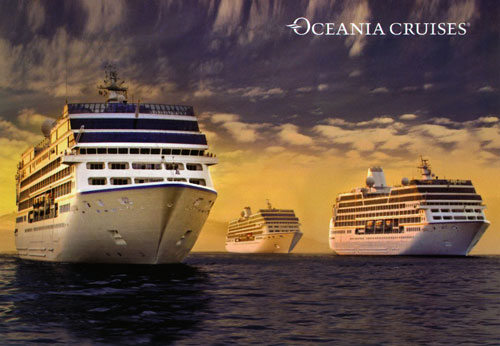 Oceania Cruises - www.simplonpc.co.uk