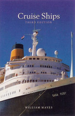 CRUISE SHIPS Edition 3 - William Mayes - www.overviewpress.co.uk