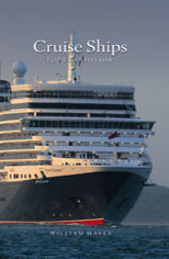 CRUISE SHIPS - 4th Edition 4  William Mayes