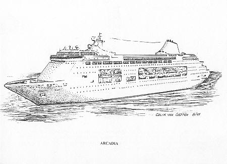 cruise ship sketch pictures to pin on pinterest pinsdaddy