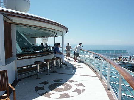 Oceana Page PO Princess Cruise Ship Postcards Photos - Oceana cruise lines