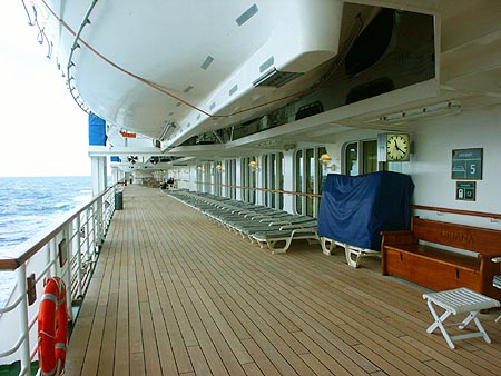 10 types of decks every seafarer should know for Other names for balcony