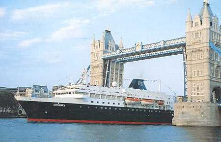 Swan Hellenic P Amp O Cruise Ship Postcards