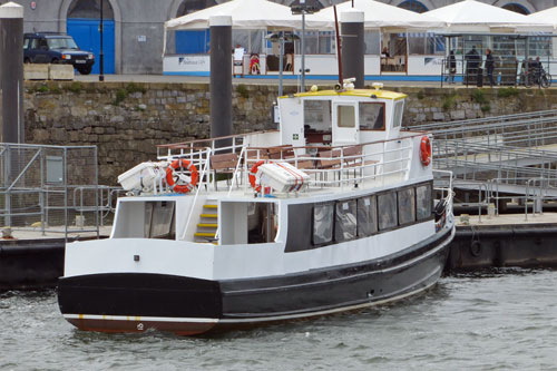 PLYMOUTH PRINCESS - Plymouth Boat Trips - Photo: ©2013 Ian Boyle - www.simplonpc.co.uk