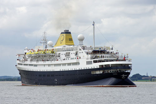 AZORES - Portuscale Cruises - Photo: © Ian Boyle, 14th August 2014, Harwich
