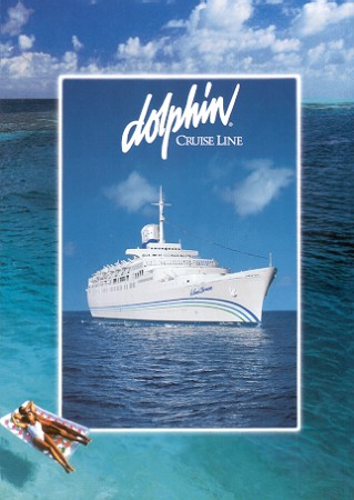Dolphin Cruise Line Postcards