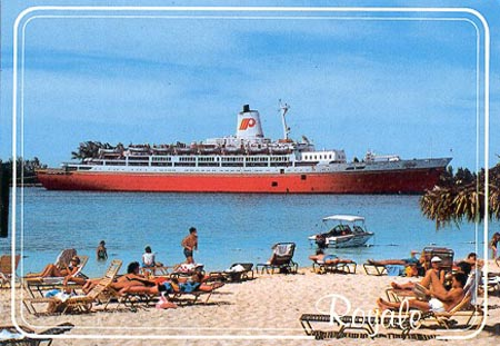 Premier Cruise Line Postcards - Royale star cruise ship