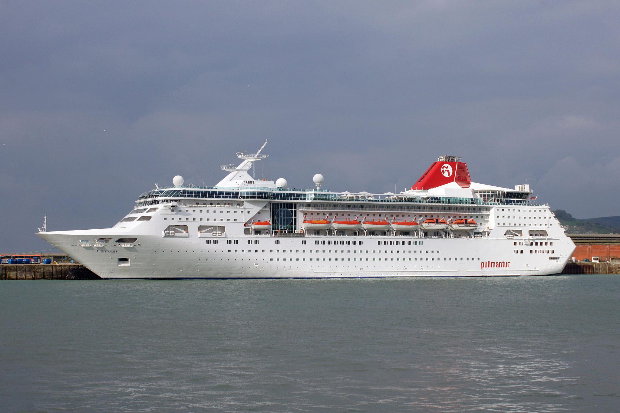Nordic Empress Cruise Ship | Fitbudha.com