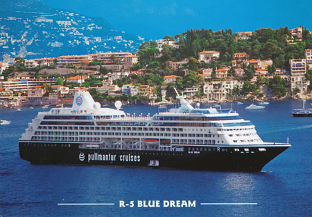 BLUE DREAM - Pullmantur - www.simplonpc.co.uk