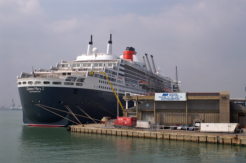Launched in 2004, queen mary 2 is the oldest and most famous of cunard ships, together with ms queen victoria and ms