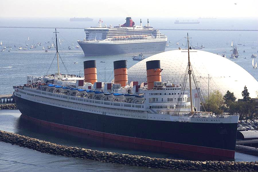 RMS Queen Mary Page 3 Photos at Long Beach Ocean  : QM1QM2 Mariano20Manfuso 01900 from www.simplonpc.co.uk size 900 x 600 jpeg 87kB