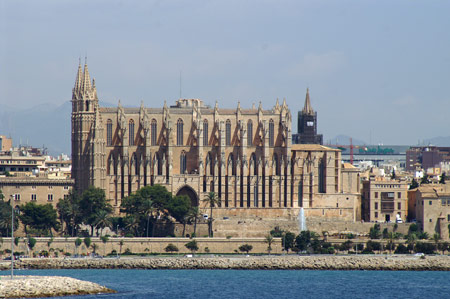 PALMA - Photo: © Ian Boyle, 26th August 2009