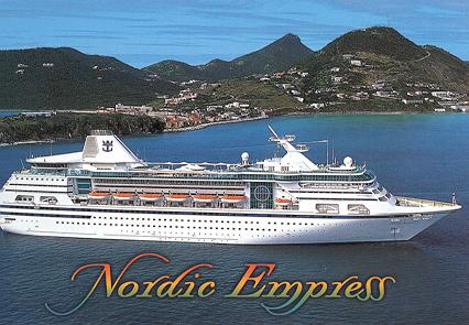 Nordic Empress - Royal Caribbean Cruises