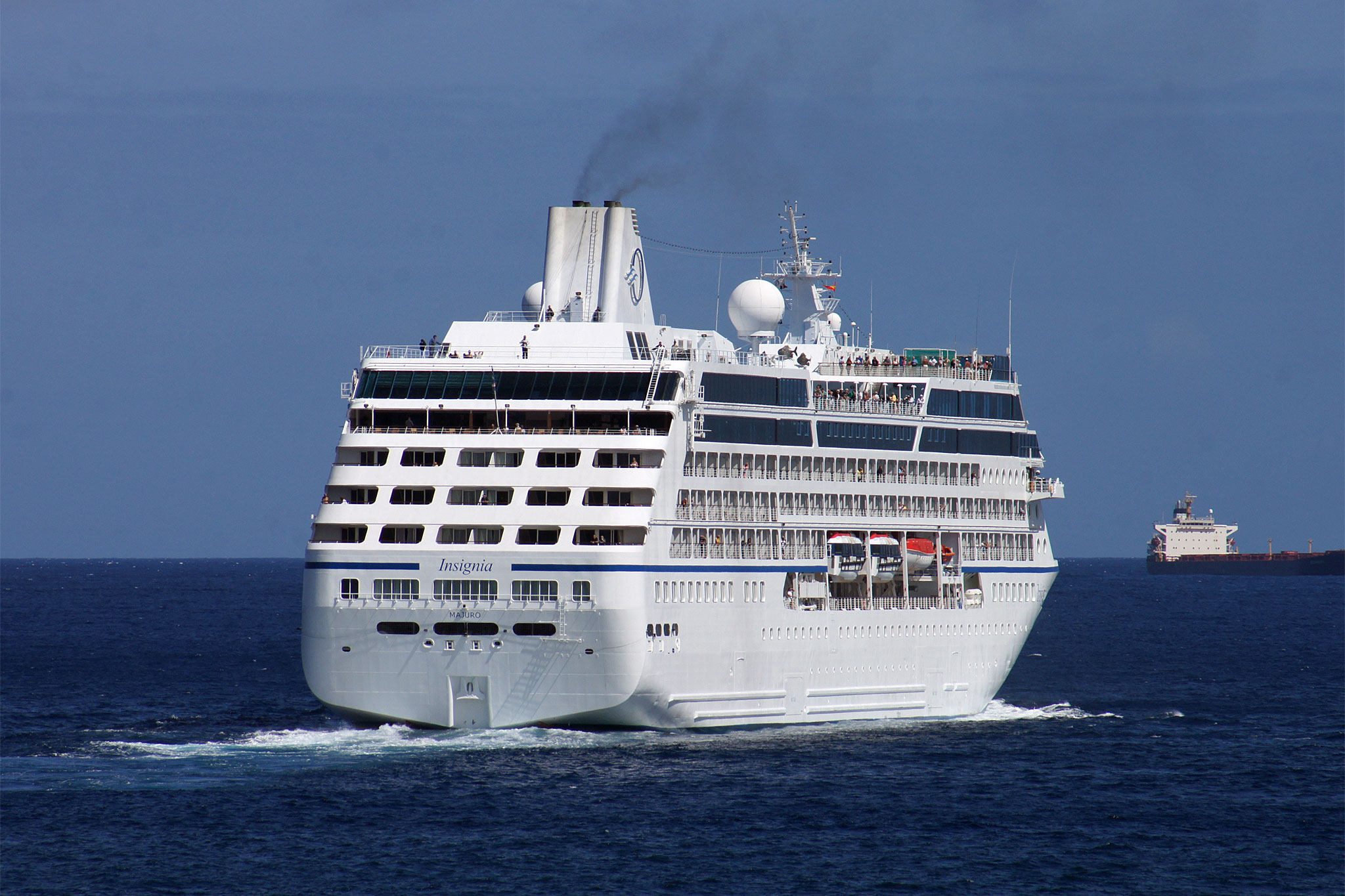 Oceania Cruises Simplon Postcards - Insignia cruise ship