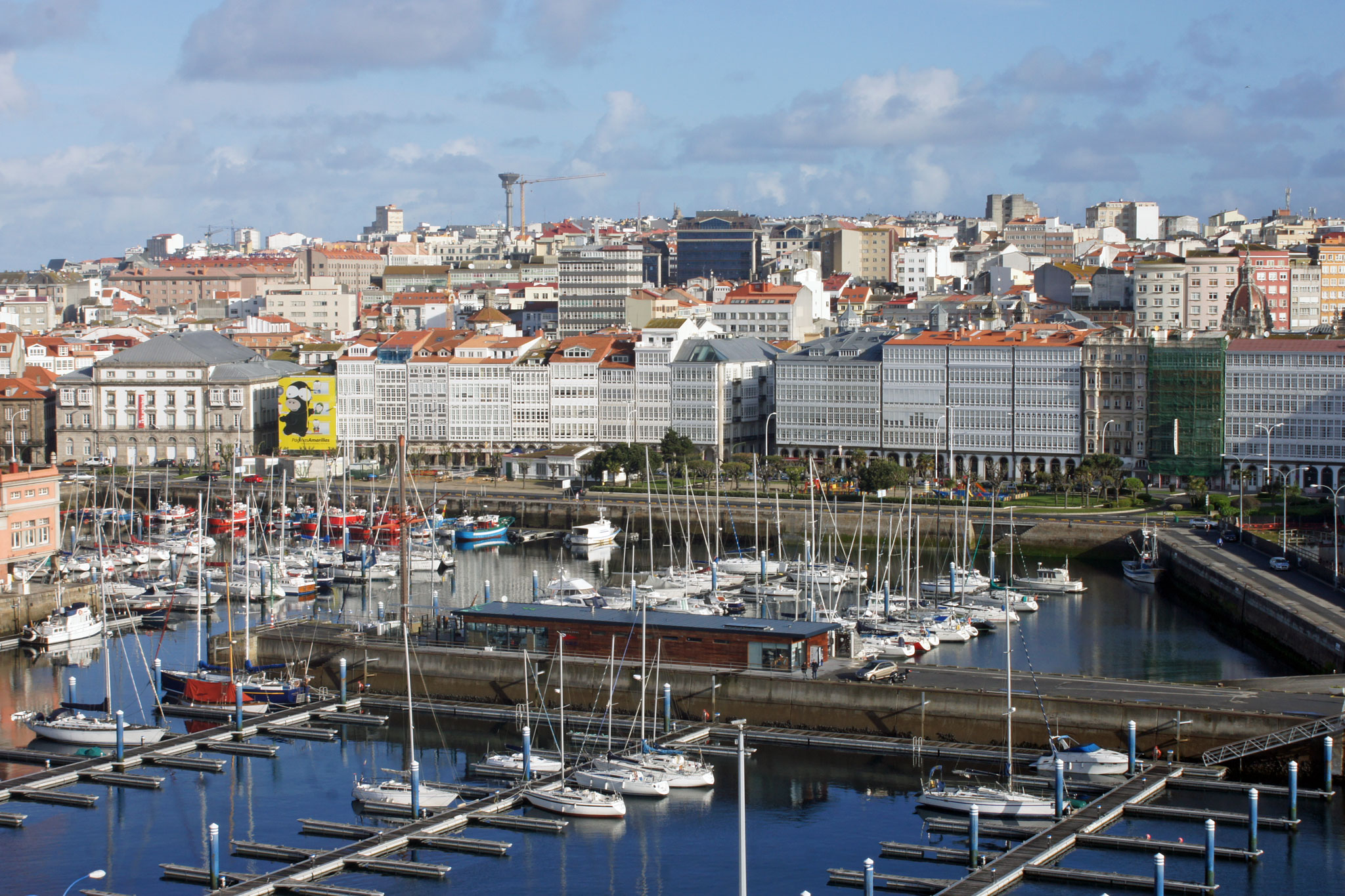 La Coruna Spain  city photos gallery : La Coruna INDEPENDENCE OF THE SEAS Cruise Photo: © Ian Boyle ...