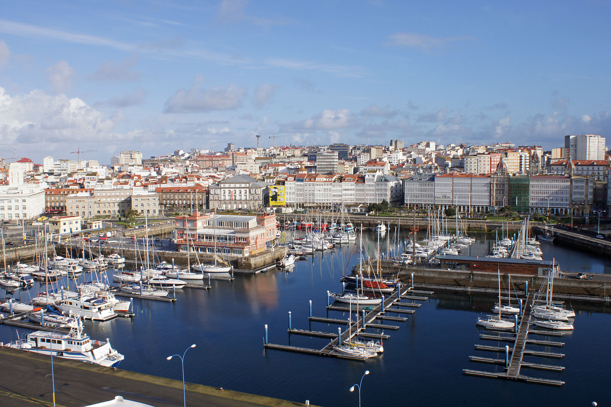 La Coruna Spain  city pictures gallery : La Coruna Spain