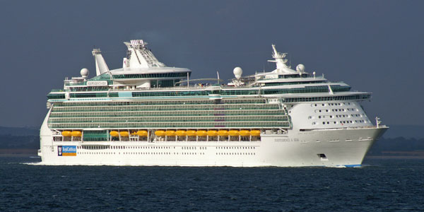 INDEPENDENCE OF THE SEAS Cruise - Photo: � Ian Boyle, 14th June 2008 - www.simplonpc.co.uk