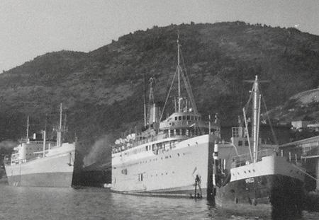 Epirotiki Line Ship Postcards Page 1 Before 1975