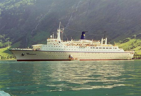 Paquet Renaissance Ocean Liner Cruise Ship Photographs - Classic cruise ships for sale