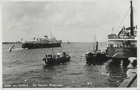 fähren hook van holland
