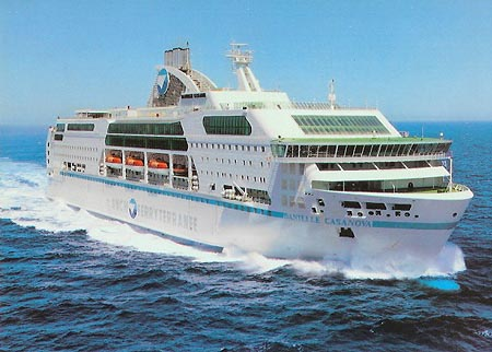 navires corsica linea