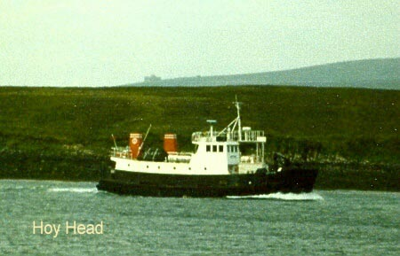 Shetland Islands Council - local ferries - Simplon Postcards