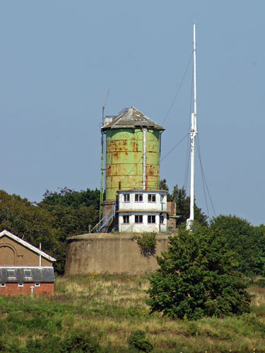 Martello Tower L at Felixstowe - Photo: © Ian Boyle, 25th August 2007 - www.simplonpc.co.uk