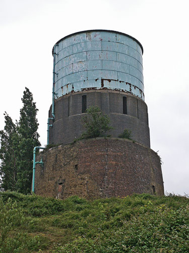 Martello Tower P at Felixstowe - Photo: © Ian Boyle, 6th June 2007 - www.simplonpc.co.uk