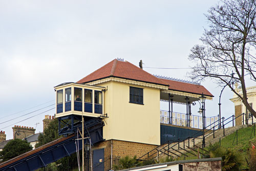 SOUTHEND CLIFF RAILWAY - www.simplonpc.co.uk