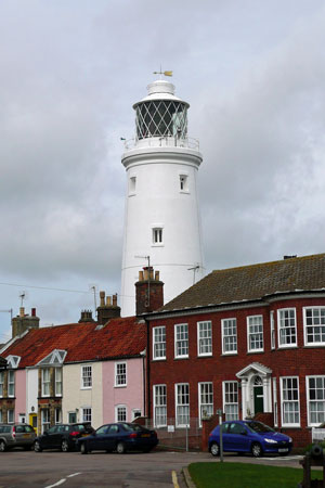 Southwold Lighthouse - Photo: � Ian Boyle, 30th March 2008