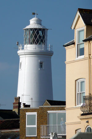 Southwold Lighthouse - Photo: � Ian Boyle, 31sth March 2008