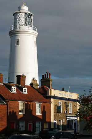Southwold Lighthouse - Photo: © Ian Boyle, 4th December 2009